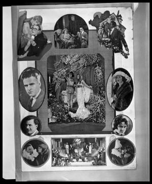 Primary view of object titled 'Movie Poster, Silent Screen Stars'.