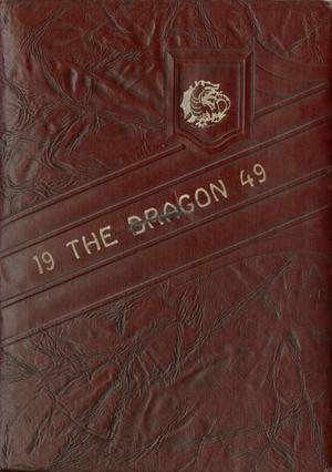 The Dragon, Yearbook of Fred Moore High School, 1949