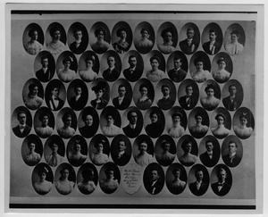 Primary view of object titled 'Class of 1901'.