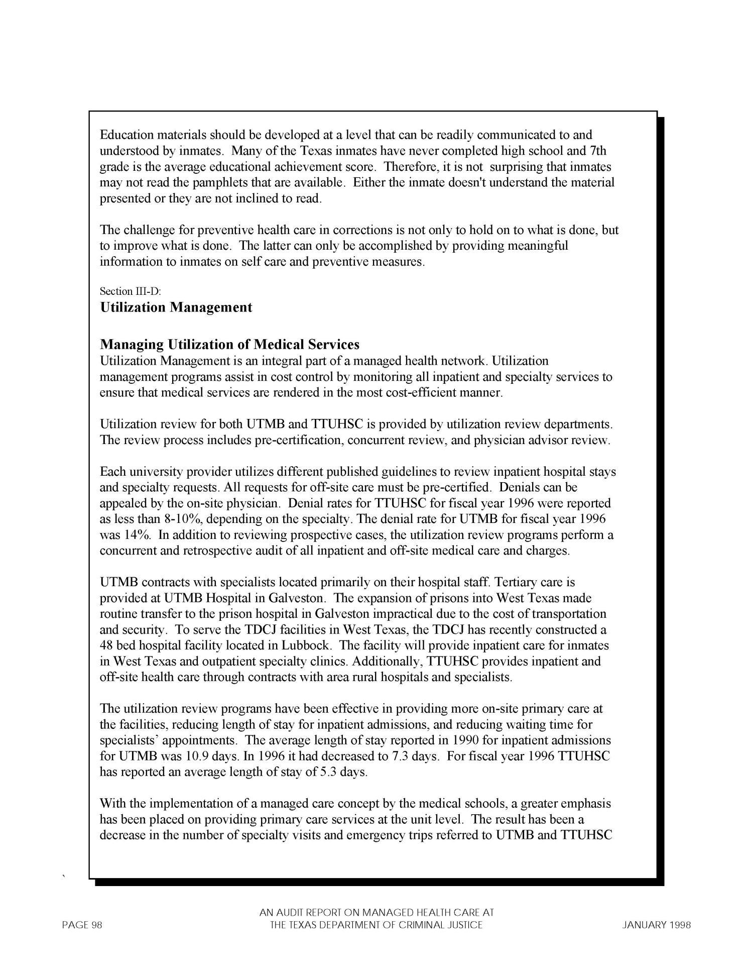 Enchanting Utilization Management Certification Composition ...