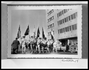 Primary view of object titled 'Parade'.