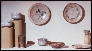 Primary view of object titled 'Oriental Art in Dallas Private Collections [Exhibition Photographs]'.