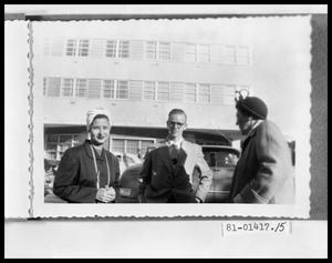 Primary view of object titled 'Parade Spectators'.