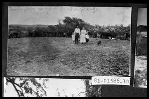 Primary view of object titled 'Family with Cattle'.