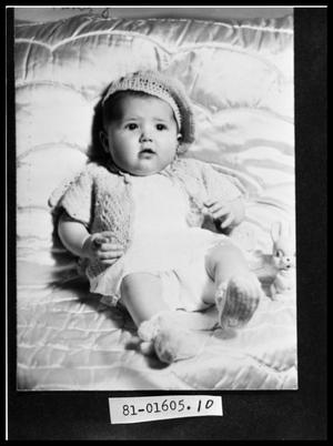 Primary view of object titled 'Baby Picture'.