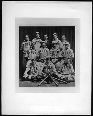 North Texas State Normal  College, 1913 baseball team