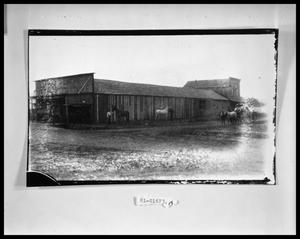 Primary view of object titled 'Livery Stable'.