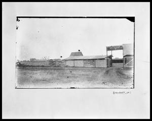 Primary view of object titled 'Wagon Yard #1'.