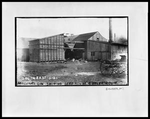 Primary view of object titled 'Cotton Gin #2'.