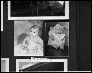 Primary view of object titled 'Baby Pictures'.