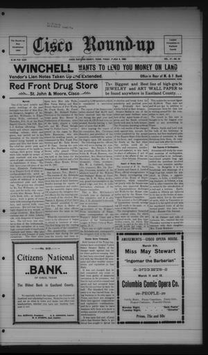 Cisco Round-up (Cisco, Tex.), Ed. 1 Friday, March 8, 1907