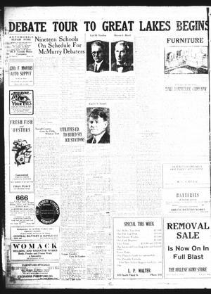 Thumbnail image of item number 2 in: 'The Abilene Morning Times (Abilene,