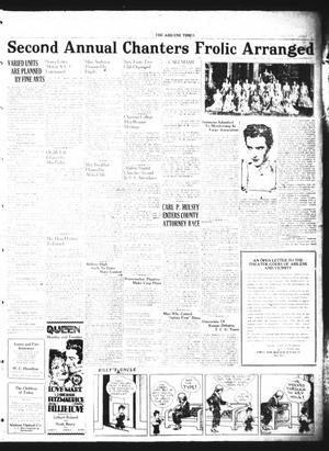 Thumbnail image of item number 3 in: 'The Abilene Morning Times (Abilene,