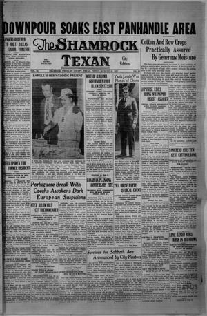 Primary view of object titled 'The Shamrock Texan (Shamrock, Tex.), Vol. 34, No. 88, Ed. 1 Friday, August 20, 1937'.