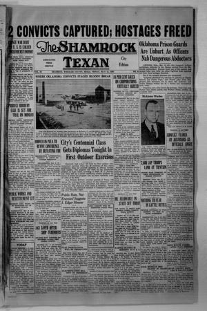 Primary view of object titled 'The Shamrock Texan (Shamrock, Tex.), Vol. 33, No. 6, Ed. 1 Friday, May 15, 1936'.
