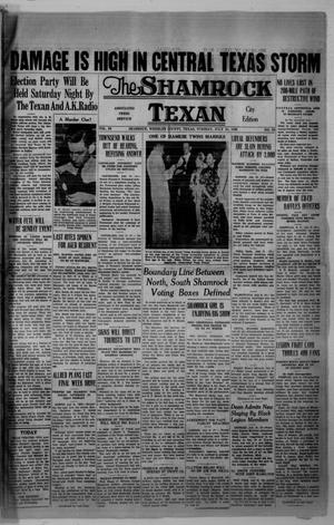Primary view of object titled 'The Shamrock Texan (Shamrock, Tex.), Vol. 33, No. 62, Ed. 1 Tuesday, July 21, 1936'.