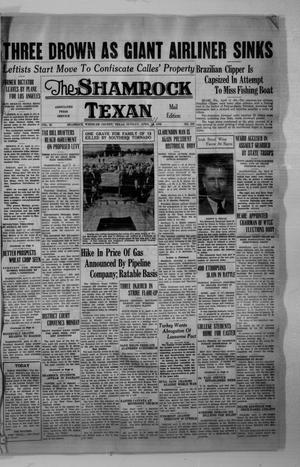 Primary view of object titled 'The Shamrock Texan (Shamrock, Tex.), Vol. 32, No. 290, Ed. 1 Saturday, April 11, 1936'.