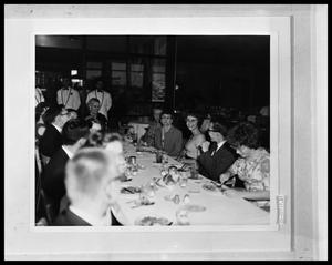 Primary view of object titled 'Banquet'.