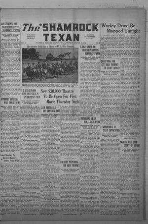 Primary view of object titled 'The Shamrock Texan (Shamrock, Tex.), Vol. 37, No. 29, Ed. 1 Monday, August 19, 1940'.