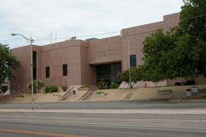 Nolan County Courthouse, Sweetwater