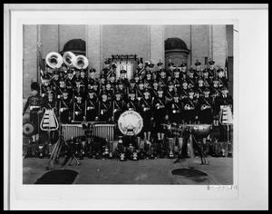 Primary view of object titled 'Abilene High School Band'.