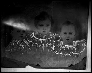 Primary view of object titled 'Portrait of Babies #3'.