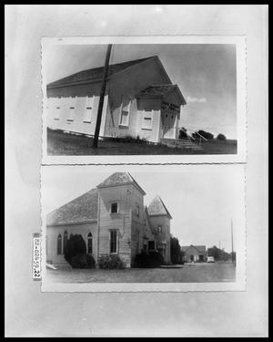 Primary view of object titled 'Marvin Methodist Church; Church #1'.