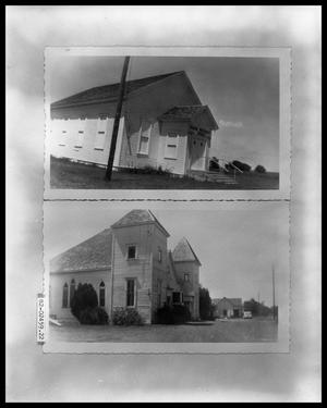 Primary view of object titled 'Marvin Methodist Church; Church #2'.