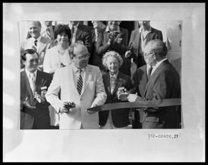 Primary view of object titled 'Opening of Teller 24'.