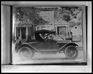 Primary view of object titled 'Autocrat Touring Roadster'.