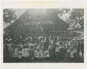 [Photograph of Union Hill School]