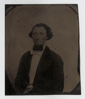[Tintype Portrait of a Man]