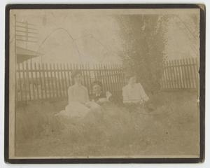 [Photograph of Members of the Rayburn Family]