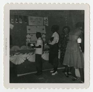 Primary view of object titled '[Travis County Home Demonstration Club Women's General Exhibition]'.