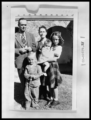 Cliff Berry Family