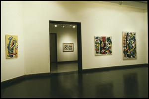 Primary view of object titled 'Fernand Léger [Photograph DMA_1312-34]'.