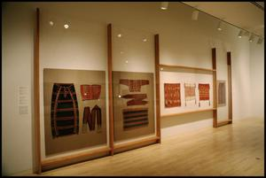 Primary view of object titled 'Recent Textile Acquisitions: 1984-1986 [Photograph DMA_1392-06]'.