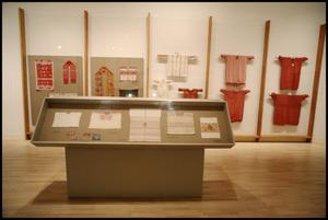 Primary view of object titled 'Maya Miniatures and Other Textiles for the Saints [Photograph DMA_1376-06]'.