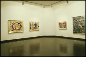 Primary view of object titled 'Fernand Léger [Photograph DMA_1312-09]'.