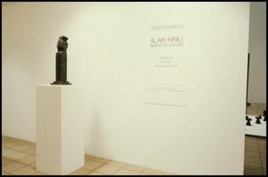 Primary view of object titled 'Concentrations IV: Alain Kirili, Recent Sculpture [Photograph DMA_0268-05]'.