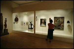 Primary view of object titled 'Primitivism in 20th Century Art: Affinity of the Tribal and the Modern [Photograph DMA_1371-095]'.