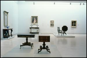 Primary view of object titled 'American Art, 1700-1950 [Photograph DMA_1430-07]'.