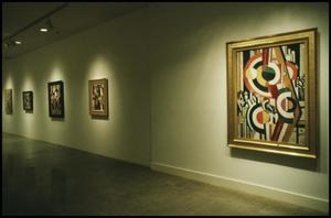Primary view of object titled 'Fernand Léger [Photograph DMA_1312-23]'.