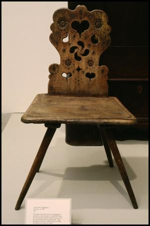 Primary view of object titled 'Furniture on the Texas Frontier, 1840-1900 [Photograph DMA_1391-13]'.