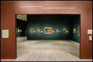 Primary view of object titled 'Across Continents and Cultures: The Art of Henry Ossawa Tanner [Photograph DMA_1519-02]'.