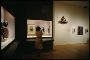 Primary view of object titled 'Primitivism in 20th Century Art: Affinity of the Tribal and the Modern [Photograph DMA_1371-101]'.