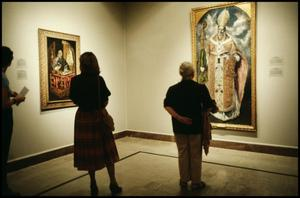 Primary view of object titled 'El Greco of Toledo [Photograph DMA_1316-51]'.