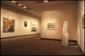 Primary view of object titled 'Texas Painting and Sculpture Exhibition [Photograph DMA_0251-08]'.