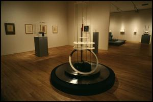 Primary view of object titled 'Naum Gabo: Sixty Years of Constructivism [Photograph DMA_1374-13]'.