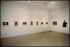 Primary view of object titled 'Jacob Lawrence, American Painter [Photograph DMA_1403-25]'.